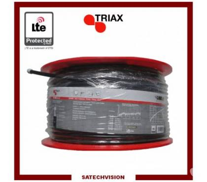 Photos Vivastreet Câble Coaxial 17 PAtCa cc LTE Triax Longueur 100 m