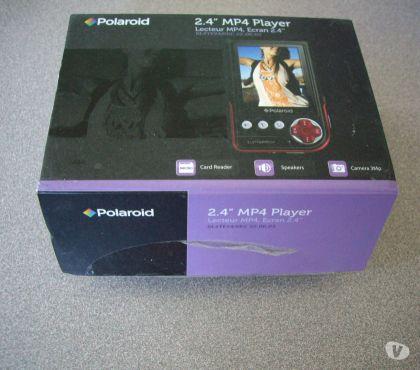 Photos Vivastreet MP4 PLAYER 2.4 Polaroïd à 15 €