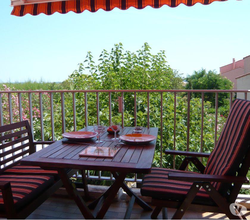 Photos Vivastreet Agréable appartement avec terrasse, petite vue mer