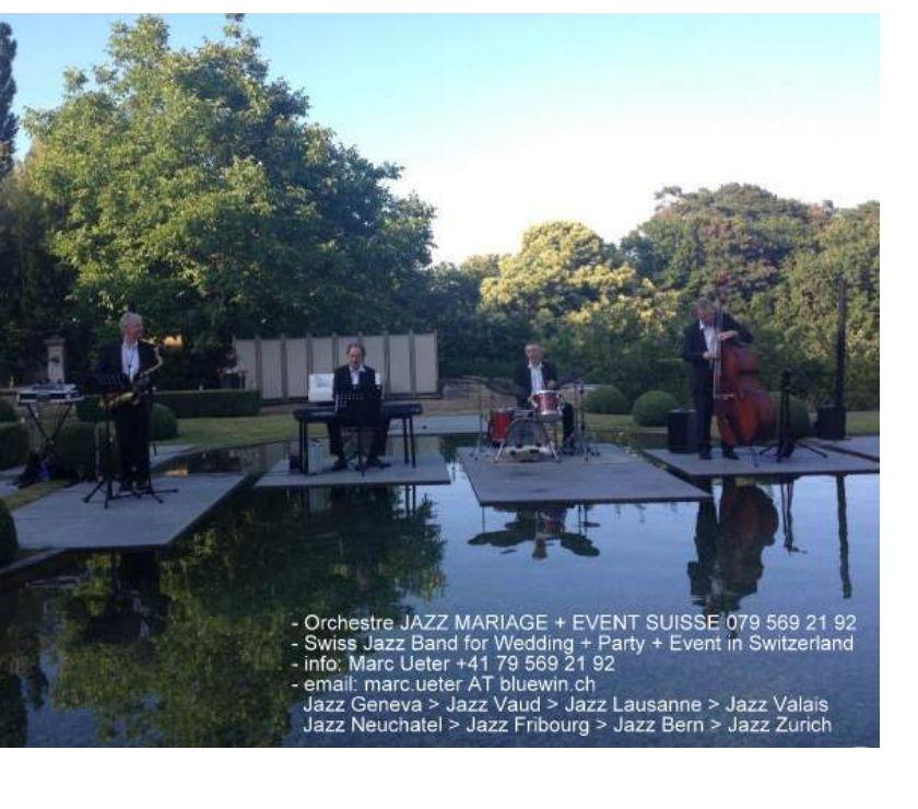 Photos Vivastreet ANIMATION JAZZ CAPITAINE BEGNINS orchestre apéritif repas et