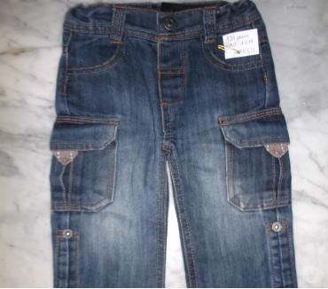 Photos Vivastreet jeans à poches TAO 12M
