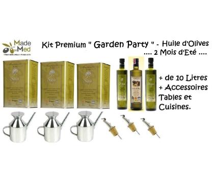 Photos Vivastreet Kit Premium Garden Party - Jardin d'Eté - 11,250 L + Access.