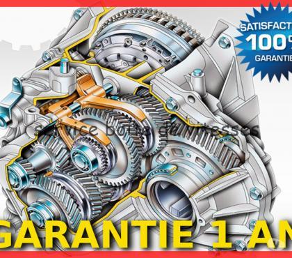 Photos Vivastreet Boite de vitesses Nissan Note II 1.2 16v 1 an de garantie