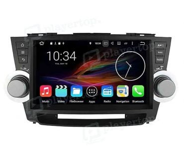 Photos Vivastreet AUTORADIO TOYOTA HIGHLANDER GPS ANDROID