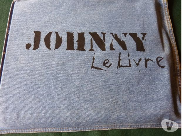 Livre Occasion Livre Collector De Johnny Hallyday Tours 37000