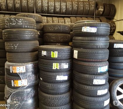 Photos Vivastreet Déstockage pneu occasionneufs 15565r14 dunlop