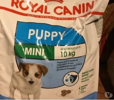 Photos Vivastreet Croquettes chiot royal canin puppy