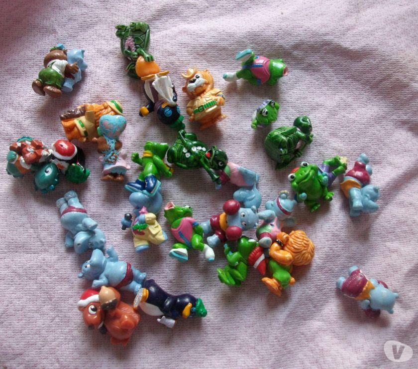 Photos Vivastreet Lot de 26 figurines Kinder à 3 €