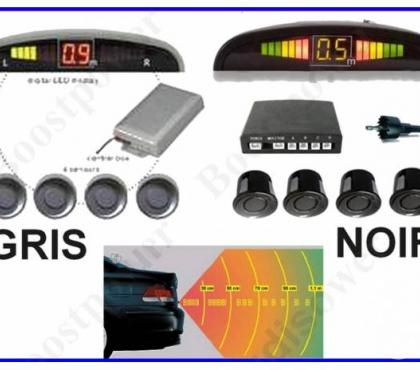 Photos Vivastreet Radar de recul kit camera recule aide au parking BEEPER LED