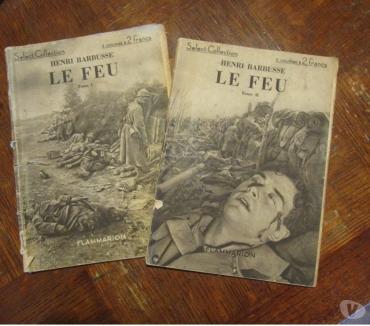Photos Vivastreet H. Barbusse Le Feu, éd. 1926