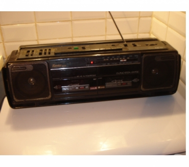 Photos Vivastreet Vintage AKAI W-580L Ghetto Blaster Boom Box double Cassette