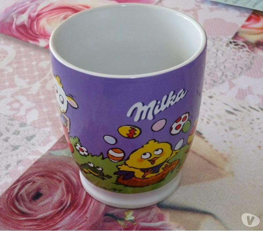 Mug milka paques n 9 chocolat marques tv tasse enfant mode - Code postal maizieres les metz ...