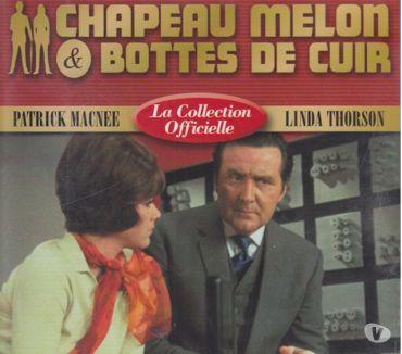 Photos Vivastreet DVD Chapeau Melon & Bottes De Cuir 1968 P. Macnee Thorson
