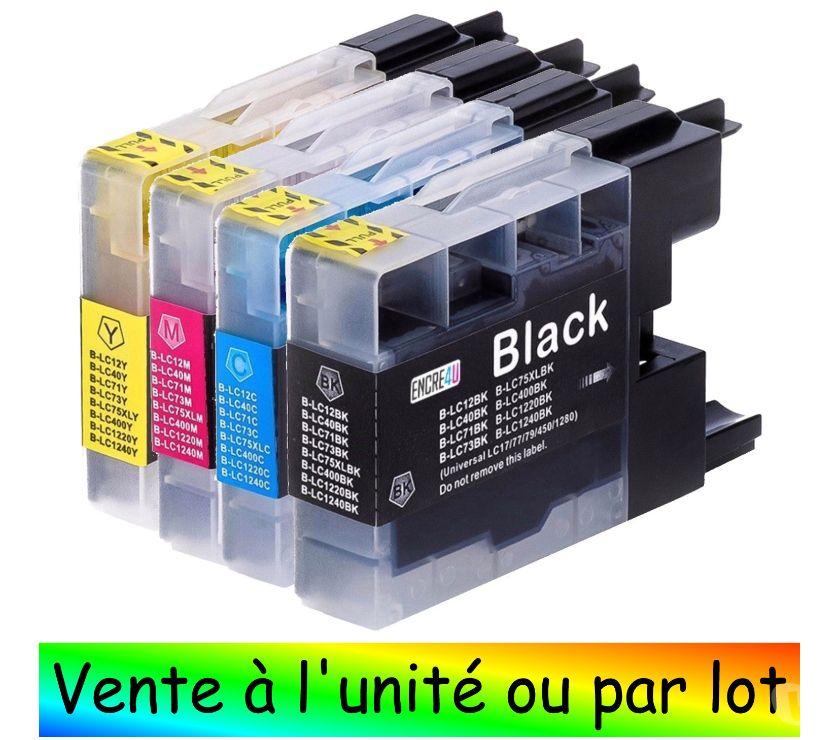 Photos Vivastreet Cartouches d'encre compatibles BROTHER LC1240 XL PREMIUM