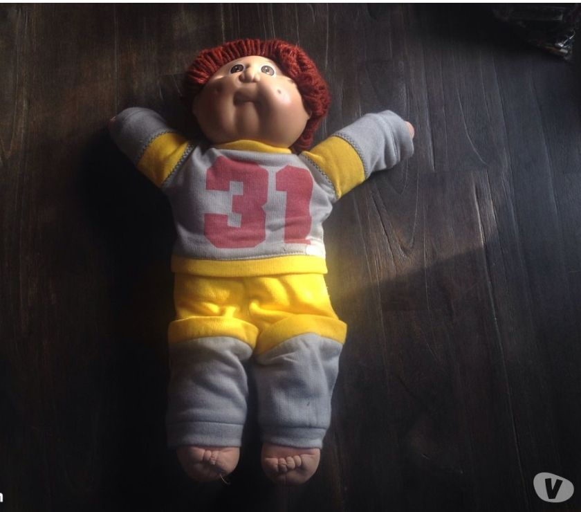 Photos Vivastreet - patoufs - cabbage patch kids - patouf -