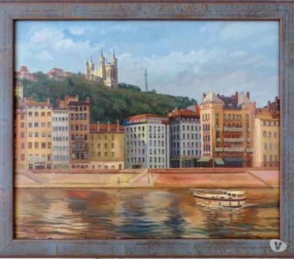 Photos Vivastreet Portrait, paysage, tableau décoratif, fresque Lyon 69