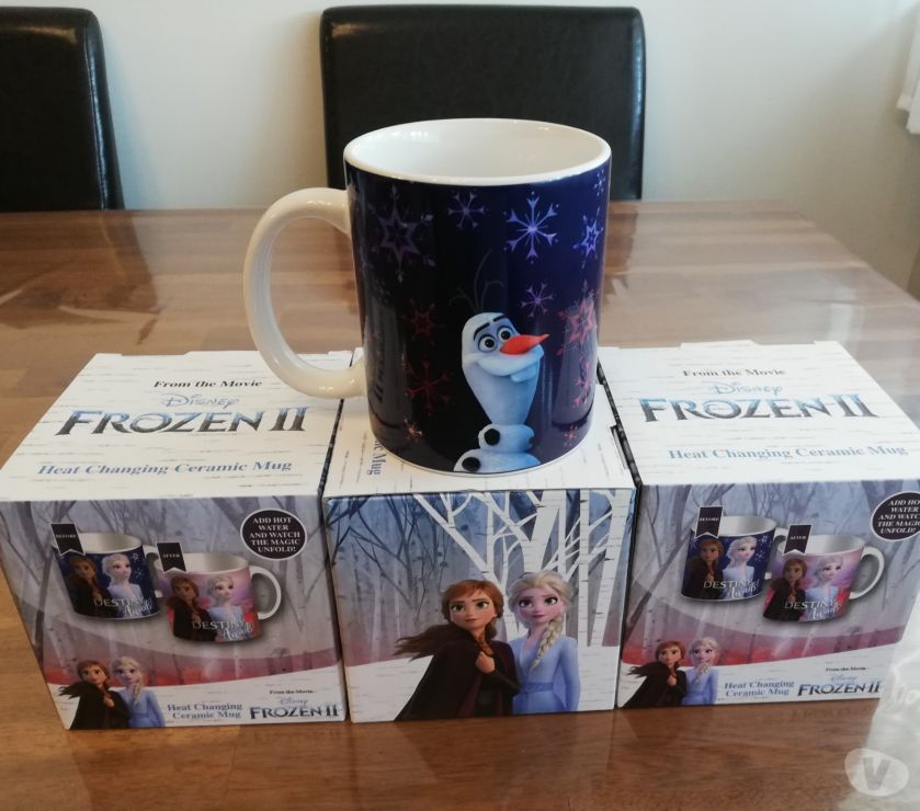 Photos Vivastreet Tasse, neuf, la Reine des Neiges, Disney