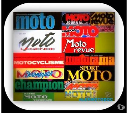 Photos Vivastreet L'essai de votre moto dans la presse moto (Moto revue)