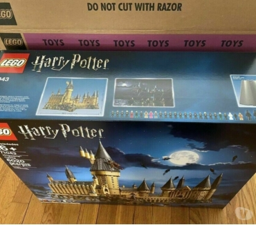 Photos Vivastreet LEGO Harry Potter 71043 - Château Poudlard
