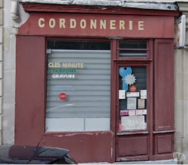 Photos Vivastreet Fond de commerce cordonnerie