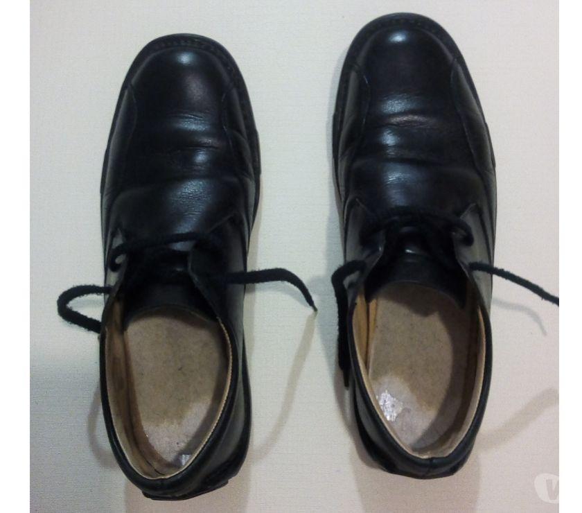 "Photos Vivastreet Chaussures ""Kickers"" Noires Homme Pointure 43"
