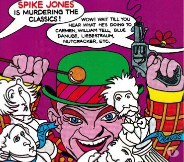 Photos Vivastreet CD Spike Jones - Is Murdering The Classics