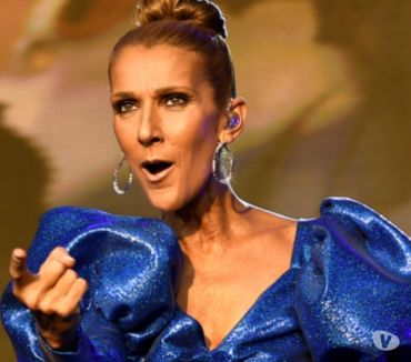 Photos Vivastreet 2 Places concert CELINE DION 01 Juillet 2020 carré or