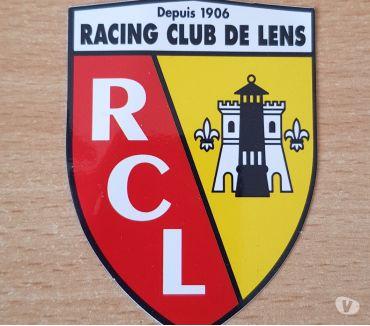 Photos Vivastreet Autocollant sticker racing club de lens rcl