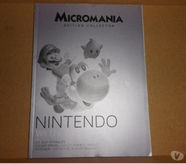 Photos Vivastreet Micromania Edition collector Nintendo