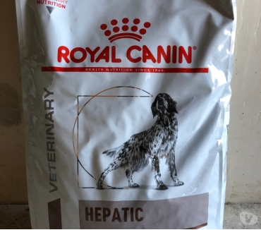 Photos Vivastreet Croquettes chien Royal Canin hepatic 12 kg