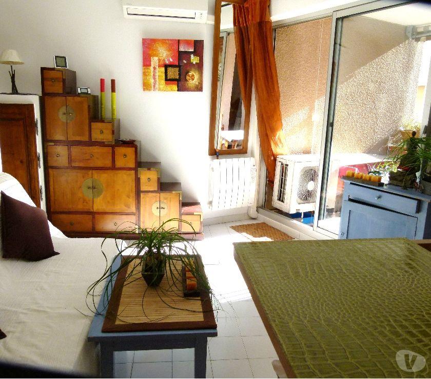 location saisonniere Var Bandol - 83150 - Photos Vivastreet Appartement 1 chambre 4 personnes à louer à Bandol (Provence