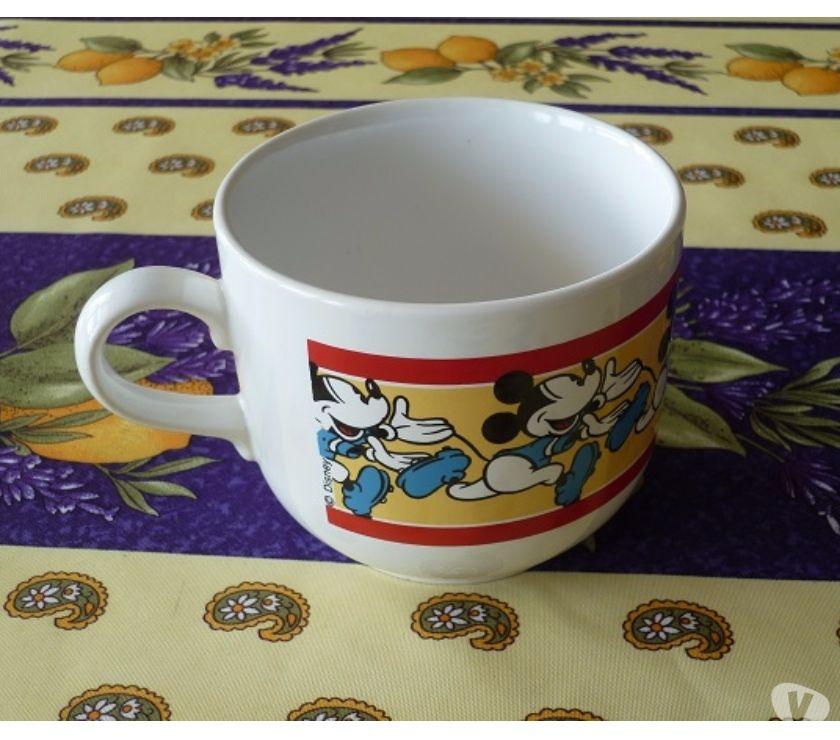 Photos Vivastreet Mug Mickey parc KILN CRAFT disney store enfant anime dessin
