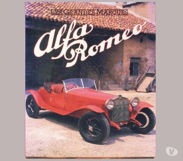 Photos Vivastreet Les Grandes Marques - Alfa Romeo Auteur David Owen librairie