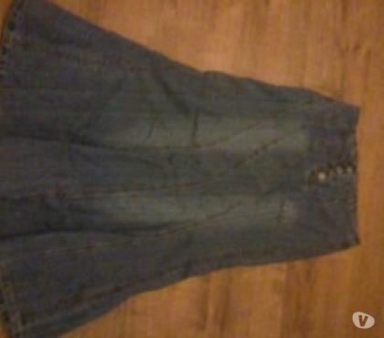 Photos Vivastreet Jupe longue en jean taille L