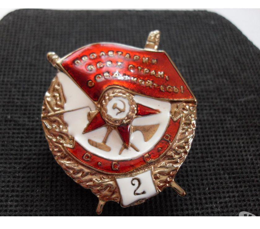 Collection Rhône Lyon - Photos Vivastreet Medailles et insigne de l'arme URSS