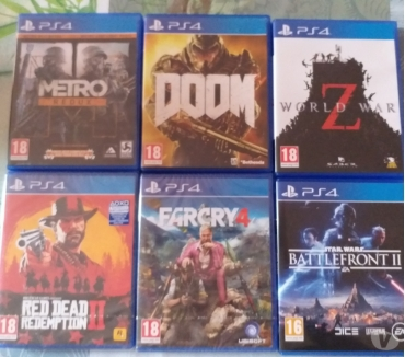 Photos Vivastreet Jeux ps4