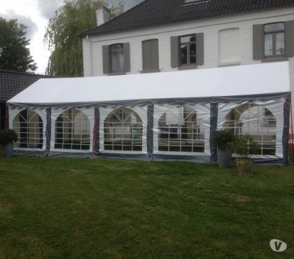 Photos Vivastreet location tonnelle - chapiteau - barnum - tente de réceptio