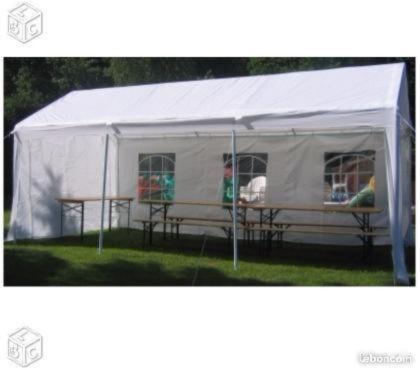 Photos Vivastreet Location Tente de réception 3mx6m 35€J, 50€2J
