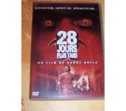 Photos Vivastreet 28 jours plus tard film cinéma thriller peur DVD TV horreur