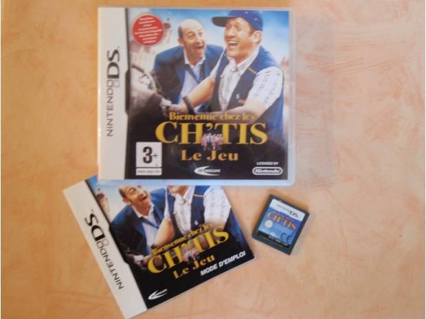 """Photos Vivastreet Jeu DS """"Bienvenue chez les Chti's"""""""