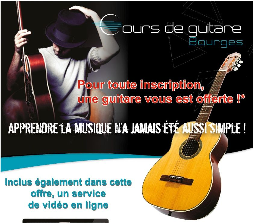 Photos Vivastreet Cours de guitare (Pro) (Accordeur offert)