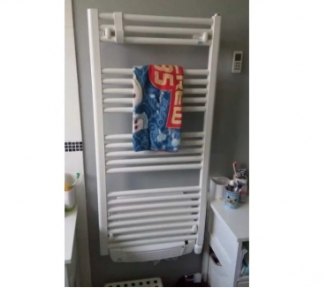 Photos Vivastreet radiateur et séche serviettes mixte chaudiére + électrique