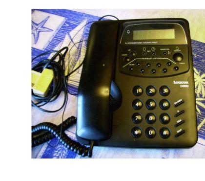 Photos Vivastreet Téléphone radio-réveil avec écoute amplifiée