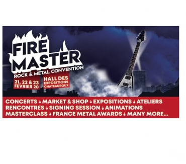 Photos Vivastreet 2 pass 3 jours Fire Master Rock & Metal Convention