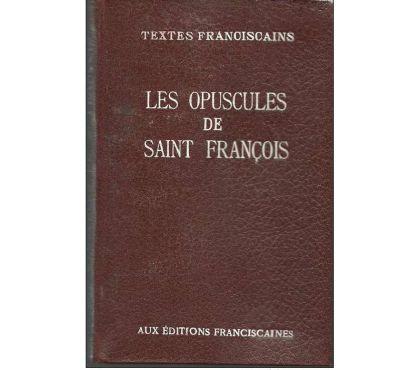 Photos Vivastreet Les opuscules de saint françois - textes franciscains