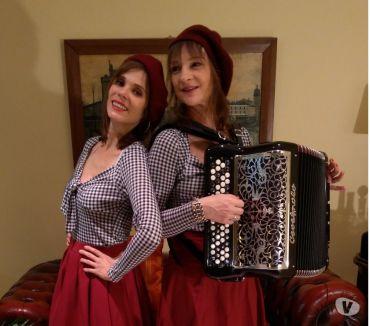 Photos Vivastreet Duo accordéon-voix pour animations musicales