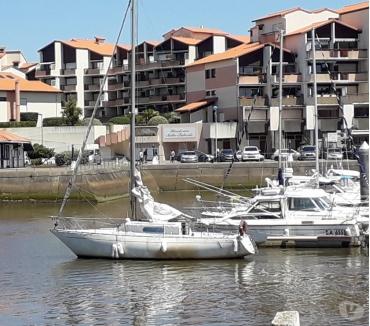 Photos Vivastreet T3 vue sur le port de Capbreton