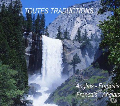 Photos Vivastreet Toutes traductions rapides français-anglais