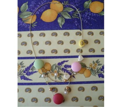 Photos Vivastreet Collier friandises chocolat lolita japon fantaisie original