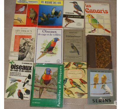 Photos Vivastreet 12 livres oiseaux volières cages perroquet canaris,serins